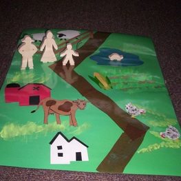 spirit play story board