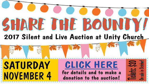 Silent Auction and Fundraiser: Saturday, November 4, Click here for details.