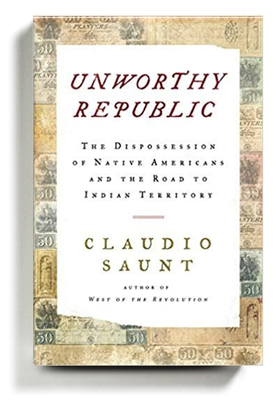 Unworthy Republic book cover